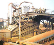 Cement Grinding Plant Machine